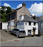 SX2553 : Grade II Listed Cobblers Cottage, West Looe by Jaggery