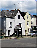 SX2553 : Grade II Listed Cornish Arms Cottage, West Looe by Jaggery