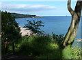 NT3194 : Fife Coastal Path at Blair Point by Mat Fascione