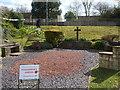 ST6167 : The Remembrance Garden on Staunton Lane by Neil Owen