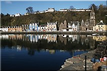 NM5055 : Tobermory Waterfront from Fisherman's Pier by Colin Park