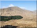 NM9392 : Undulating ground descending to floor of Glen Dessarry by Trevor Littlewood