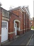 SX9192 : St David's Parish Institute by David Smith