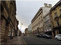 NZ2564 : Mosley Street in Newcastle by Steve Daniels