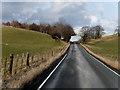 NT0940 : A72 towards Kaimrig End by David Dixon