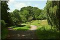 TQ4278 : Path junctions, Maryon Wilson Park by Derek Harper