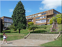 SO8454 : College, Deansway, Worcester by Stephen Richards