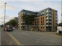 NZ2465 : New student flats, Richardson Road by Hugh Venables
