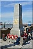 TM2532 : Merchant Navy Memorial by N Chadwick