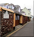 SX9372 : North side of Potters Mooring Guesthouse Hotel, Shaldon by Jaggery