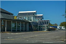 ST0207 : Cullompton : Cullompton Services by Lewis Clarke