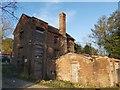 TQ5740 : Derelict Farm Building by John P Reeves