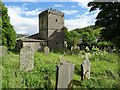 SD9278 : St. Michael and All Angels' Church, Hubberholme by habiloid
