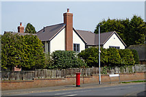 SO9095 : Sandringham Road in Penn, Wolverhampton by Roger  Kidd