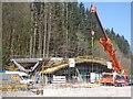 NY4624 : Building the new Pooley Bridge by Michael Earnshaw