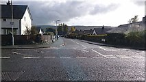 SD3097 : Road Junction in Coniston by John P Reeves