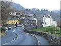 NY3915 : The A592, Patterdale by Graham Robson