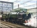 NY4055 : BR Standard Class 7 70000 Britannia at Carlisle station by Marika Reinholds