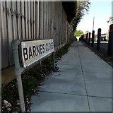 SZ0795 : Ensbury Park: Barnes Close by Chris Downer