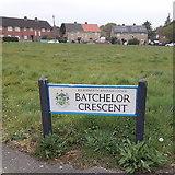 SZ0695 : West Howe: Batchelor Crescent by Chris Downer
