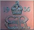 J5081 : Edward VIII cypher, Bangor by Rossographer