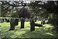 SJ2028 : St Silin's Church: Churchyard extension by Bob Harvey