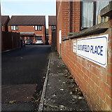 SZ0894 : Moordown: Bloomfield Place by Chris Downer