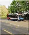 ST3092 : Stagecoach bus 47641, Llantarnam Park Way, Cwmbran by Jaggery