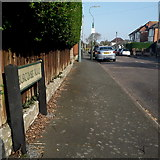 SZ0796 : Kinson: Burcombe Road by Chris Downer