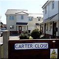 SZ0794 : Ensbury Park: Carter Close by Chris Downer