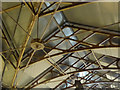 SP0686 : Early fireproof roof - 1822 by Chris Allen