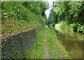 SJ6930 : Towpath along the Shropshire Union Canal by Mat Fascione