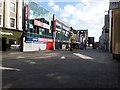 NZ2464 : A Deserted Northumberland Street, Newcastle upon Tyne by Graham Robson