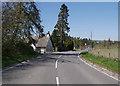 NH5243 : A862 road, by Brockies Corner by Craig Wallace