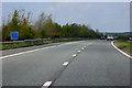 NZ3135 : Northbound A1(M), County Durham by David Dixon
