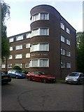 TQ2688 : Belvedere Court, Hampstead Garden Suburb by David Howard