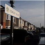 SZ0894 : Moordown: Comley Road by Chris Downer