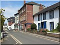 SX9392 : Heavitree Conservative Club, Exeter by David Smith