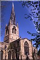 SK3871 : Chesterfield - St Mary and All Saints Church by Colin Park