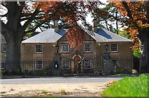 ST8080 : Dorville House, Burton Road, Acton Turville, Gloucestershire 2020 by Ray Bird
