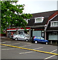 ST3091 : Spar still open, Larch Grove, Malpas, Newport by Jaggery