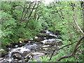 SH7041 : The Afon Cynfal by Keith Evans