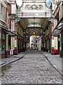 TQ3381 : Leadenhall Market, City of London by Roger Jones