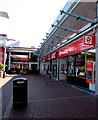 ST2995 : Principality building society branch and KFC, Cwmbran by Jaggery