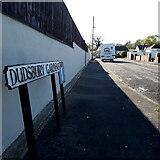 SZ0897 : West Parley: Dudsbury Gardens by Chris Downer