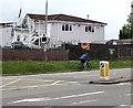 ST3090 : Sunday cyclist, Malpas Road, Newport by Jaggery