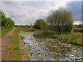 SD7908 : Manchester, Bolton and Bury Canal near Fishpool by David Dixon