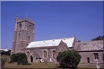 ST3049 : St Andrew's Church, Burnham on Sea by Colin Park