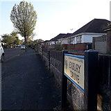 SZ0696 : Bear Cross: Exbury Drive by Chris Downer