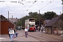 SK3454 : Crich Tramway Museum by Colin Park